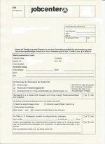 änderungsantrag schwerbehinderung formular