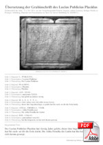 Übersetzungen alter Lateinischer Inschriften 37154267zr